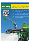 Walinga - - Grain Bag Unloader Brochure