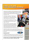 Tank, Line and Leak Detector Testing Services - Brochure