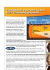 TankClean - Remote Video UST Cleaning System - Brochure