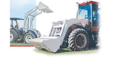 MAX420 - Front-End Loaders - Front-End Loaders by Westendorf