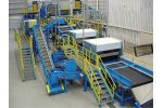Bottles Recycling Lines Plant