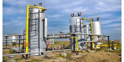 Process design & engineering services for gas processing industry