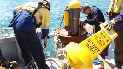 OceanStar - Marine Environmental Monitoring System