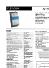 FLEX6005A - Flex Power Supply Units Datasheet