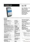 FLEX6012A - Flex Power Supply Units Datasheet
