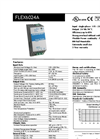 FLEX6024A - Flex Power Supply Units Datasheet