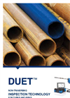 AcousticEye DUET - Inner & Outer Diameter Tube and Pipe Inspection System Brochure