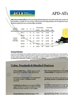 Model APD - AT178 - Mobile Generators Brochure