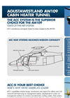 AgustaWestland - Model AW109 - Cabin Heater Tunnel- Brochure