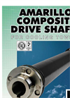 Amarillo - - Composite Drive Shafts Datasheet