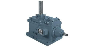 Amarillo - Right Angle Gear Drives for Cooling Towers