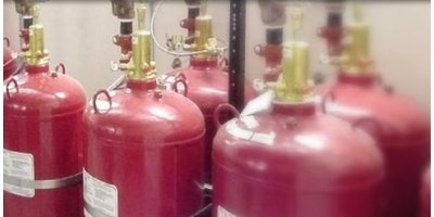 DuPont - Model FM-200 - Fire Suppression Systems