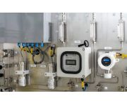 Case study - Monitoring the oxygen content in bio-methane-to-grid supply