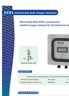 Intrinsically Safe Oxygen Analyzer EC91 American Brochure