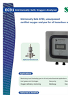 Intrinsically Safe Oxygen Analyzer EC91 Brochure
