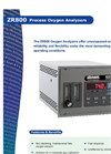 Oxygen Analyzer ZR800 American Brochure