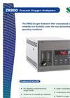 Oxygen Analyzer ZR800 Brochure