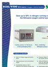 Oxygen And Nitrogen Control System 8500 and 9500 Brochure