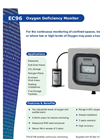 Oxygen Deficiency Monitor EC96 American Brochure