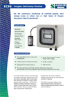 Oxygen Deficiency Monitor EC96 Brochure