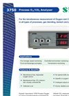 Process O2/CO2 Analyzer 3750 English Brochure