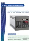 Process Oxygen Analyzer EC900 American Brochure