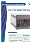 Process Oxygen Analyzer EC900 Brochure