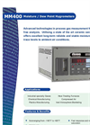 MM400 Moisture Analyzer American Brochure