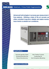 MM400 Moisture Analyzer Brochure