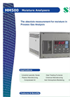 MM500 Moisture Analyzer Brochure