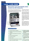 Lyssy L100-5000 Manometric Gas Permeation Analyzer Brochure