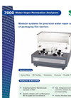 7000 Water Vapor Permeation Analyzer American Brochure