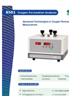 Systech 8501 Oxygen Permeation Analyzer American Brochure