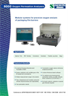 8001 Oxygen Permeation Analyzer Brochure