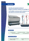 PermMate Oxygen Permeation Analyzer Brochure