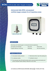 Systech EC91 Intrinsically Safe Oxygen Analyzer - Brochure