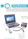 OxySense 325i Oxygen Analyzer - Brochure