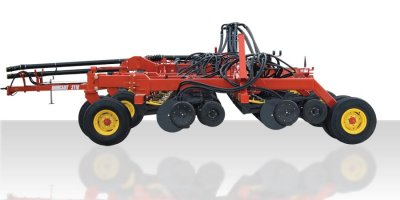 Bourgault - Model 3710 - Independent Coulter Drill