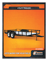 Model CB-701630-2 SERIES - Utility Trailers Brochure