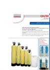 Garioni Naval - GN/SV - Water Purifiers - Brochure