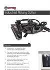 Model IRC - Industrial Rotary Cutter Brochure