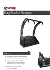 Model HBG - Hay Bucket Grapple Brochure
