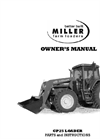 Miller - GP25 - Loader Brochure