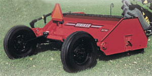 Hiniker - Model 5710 - Flail Mower/Shredder
