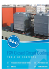 Model VXI - Closed Circuit Cooling Towers Brochure