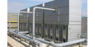 Model VT0/1 - Open Cooling Towers