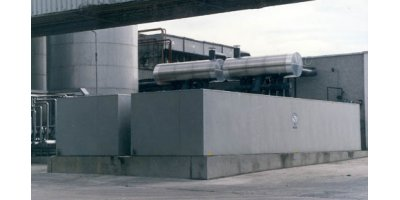 Model TSU-C/D - Ice Thermal Storage Tanks