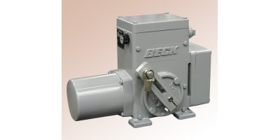 Model 11-150 - Rotary Damper Drives and Actuators