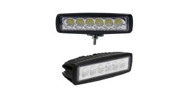 ACI - Model 18W - Off-Road LED lights