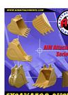 Excavator Buckets Brochure